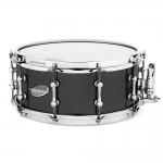 Ahead AS613 Snaredrum 13 x 6 Zoll Black on Brass
