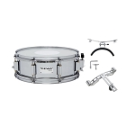 Gewa Marching Snare 13x5 Zoll Chrom