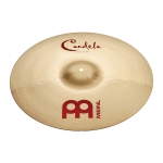 Meinl Candela Percussion Timbales Crash-Ride Becken 18 Zoll