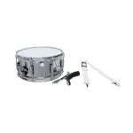 Pure Gewa Marching Snare Basix 14x6,5 Zoll Chrom