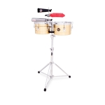 LP Timbales LP272-B Tito Puente Timbalitos Brass