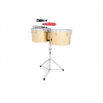 LP Timbales LP258-B Tito Puente Thunder Timbs Brass