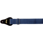Stagg Nylon Gitarrengurt blau
